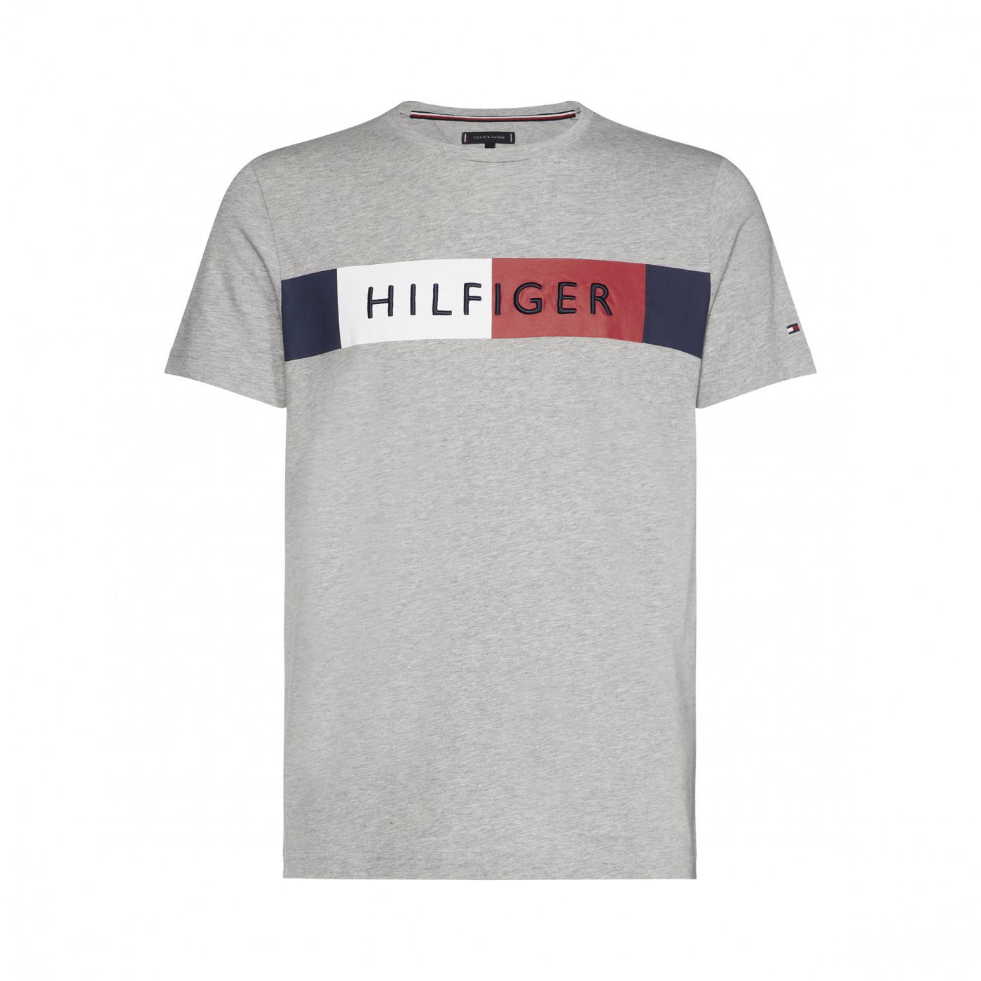 1dfe4add Stripe Hilfiger Tee - T-skjorter & piqué - Herre