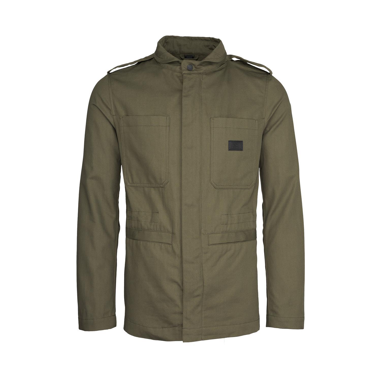 6459489f Gully Field Jacket - Greater Than A - Merker