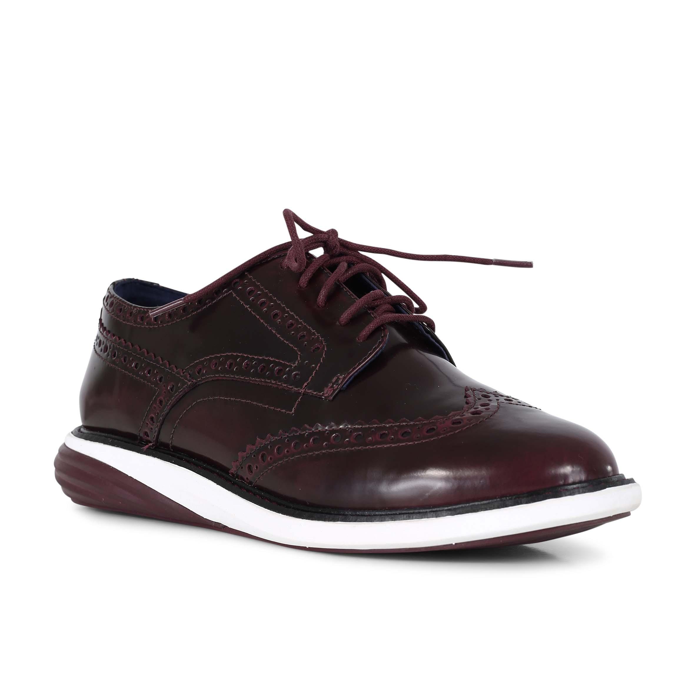 GrandEvølution Wingtip Sneakers Sko Dame