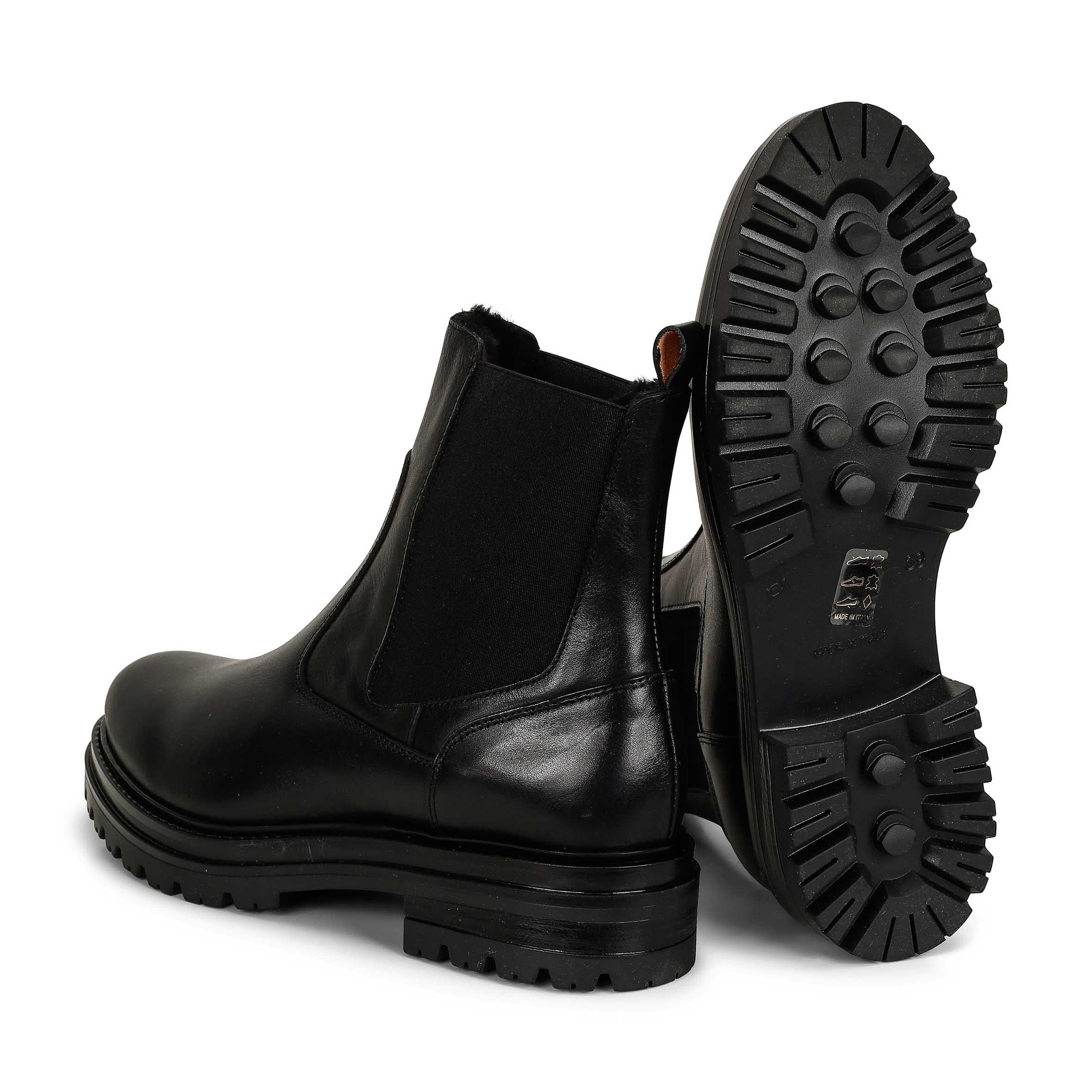Spalla Negro Boots & støvletter Sko Dame