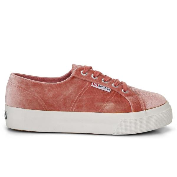2790 Velvet Chen Sneakers Sko Dame